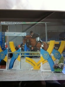 Colorado B by O-Piloth out of Louisiana B ridden by Robert Puck